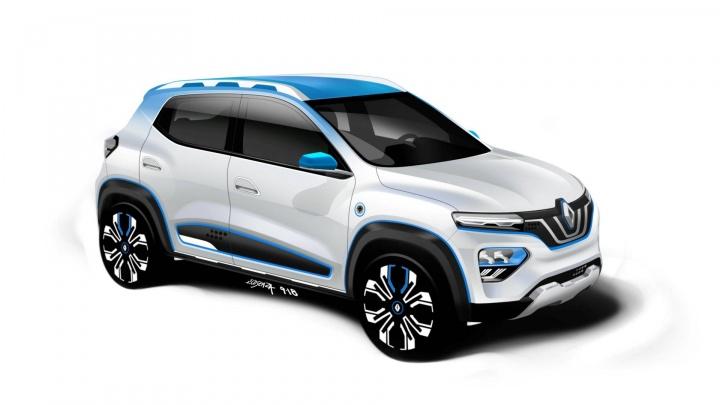 1fb1dd65561 Renault K-ZE  O carro 100% elétrico com o melhor custo benefício