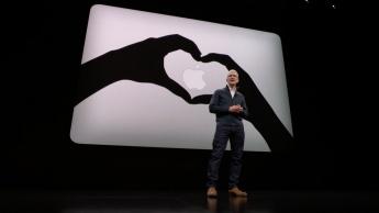 Macbook Air Apple evento
