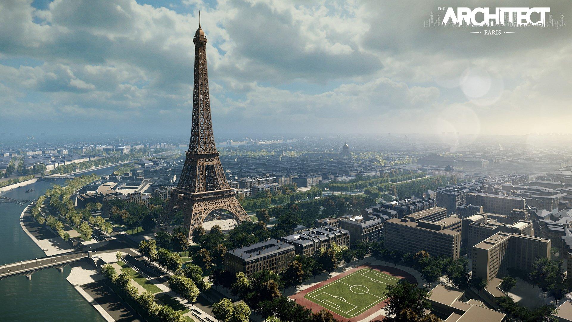 The Architect: Paris a nossa visão da Cidade Luz