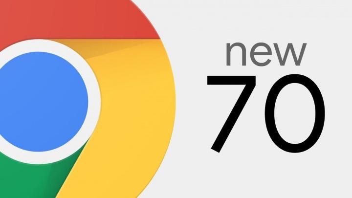 Novo Google Chrome