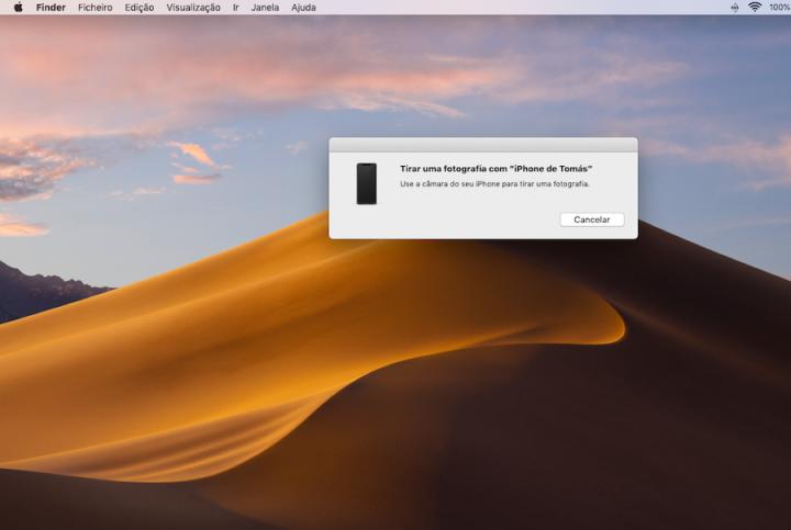 MacOS Mojave funcionalidades