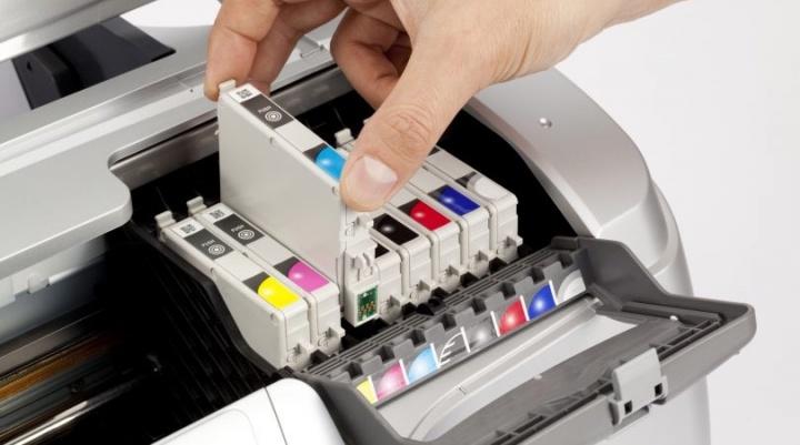 Epson impressoras tinteiros HP bloquear