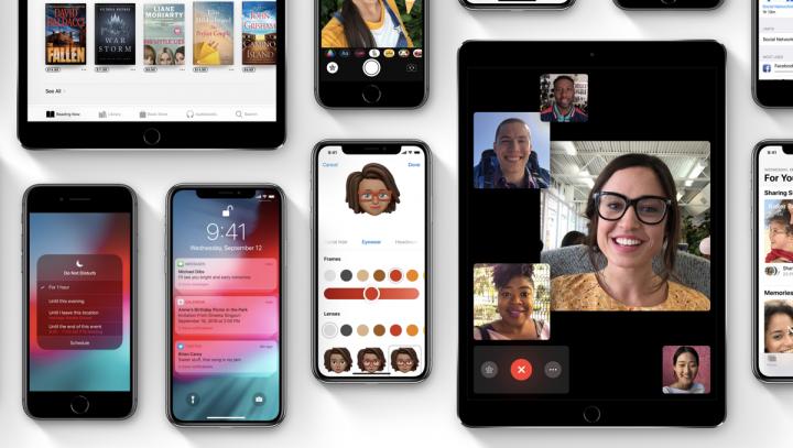 iOS 12.1 Apple iPhone iPad