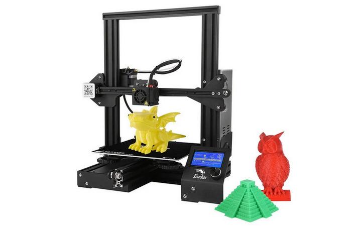 Creality 3D Ender 3 - A impressão 3D ao alcance de todos