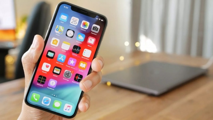 Apple iOS 12 iPhones iPads adesão