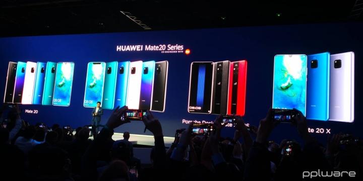 Huawei aposta no mundo do gaming e da produtividade com Mate20 X