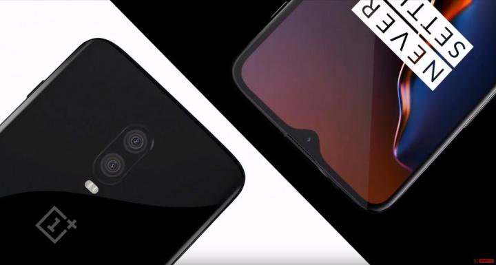 Chegou o OnePlus 6T- a concorrência que se prepare