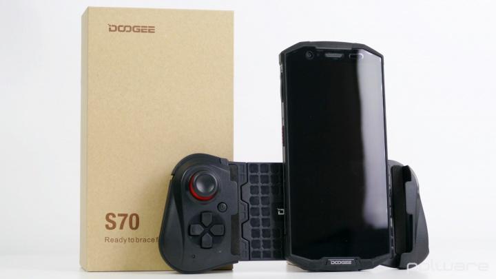 Passatempo: Ganhe um Doogee S70 com gamepad