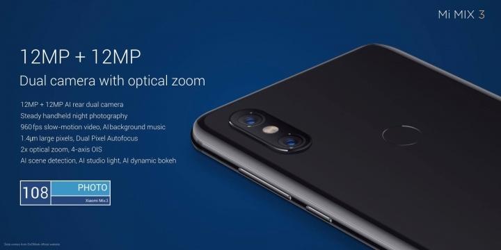 Xiaomi Mi MIX 3 já está disponível para compra... e traz a melhor ... 6b31885c4c2ce