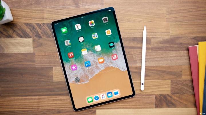 Ilustração iPad Pro 2018