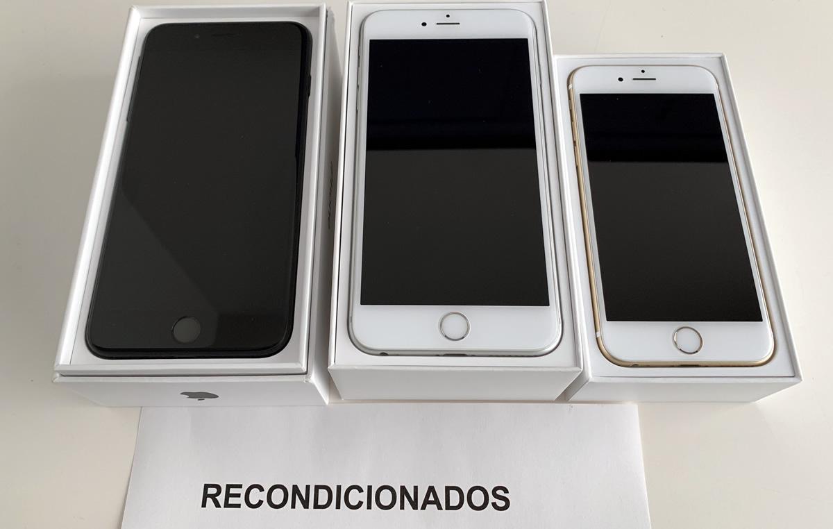 70ef474476c Outra das causas de milhares de produtos passarem para a esfera dos  recondicionados é terem saído de linha. Equipamentos como o iPhone 6 ou  iPhone 7, ...