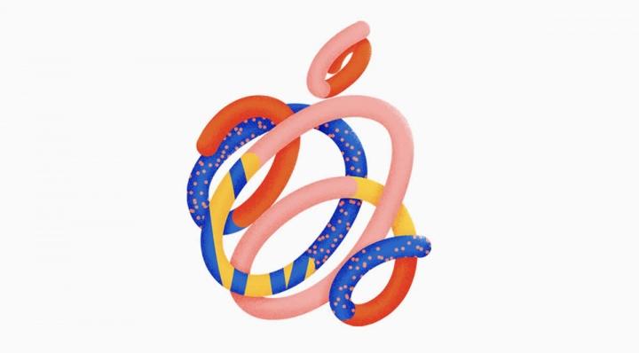 Imagem da Keynote Apple