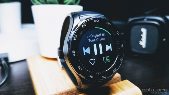 Spotify WearOS smartwatch Spotify Connect