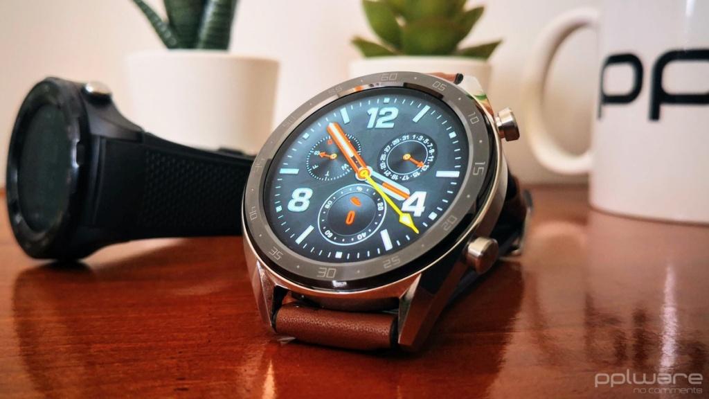 Huawei Watch GT smartwatches relógios novidades