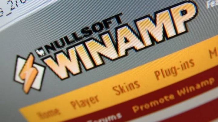 Winamp Radionomy mp3 streaming cloud