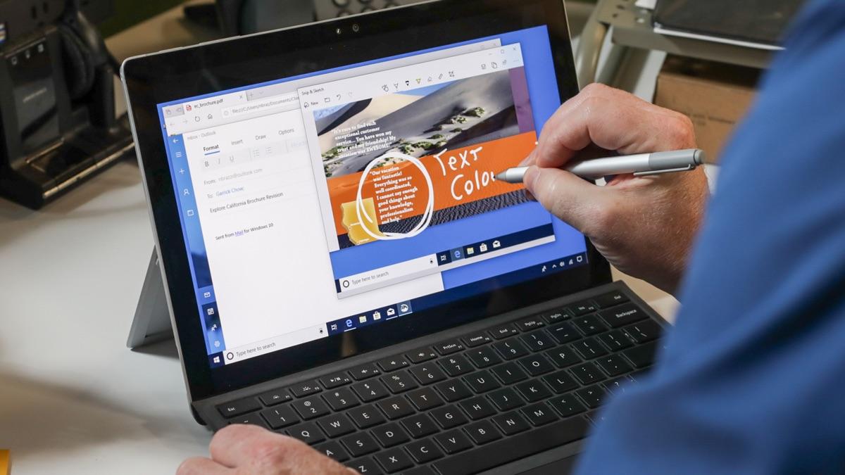 3b1ed389b1615 Conheça as 5 novidades da atualização de outubro do Windows 10