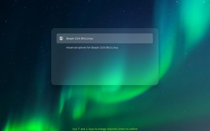 Linux Deepin