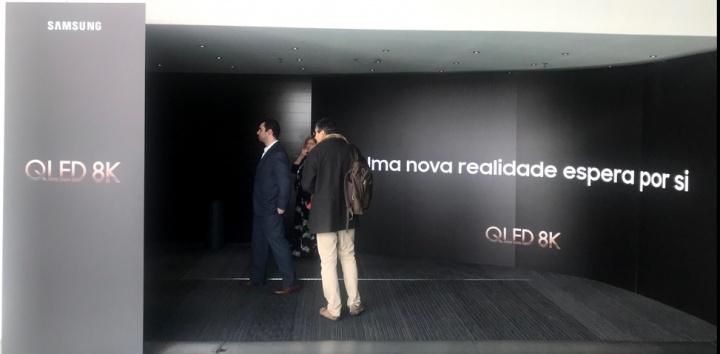 Samsung: Primeiras televisões 8K chegam a Portugal por 4.999,99€