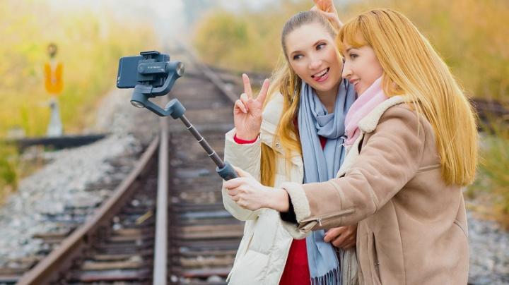 Gimbal FeiyuTech Vimble 2 - Os seus vídeos com smartphone levados a um outro nível