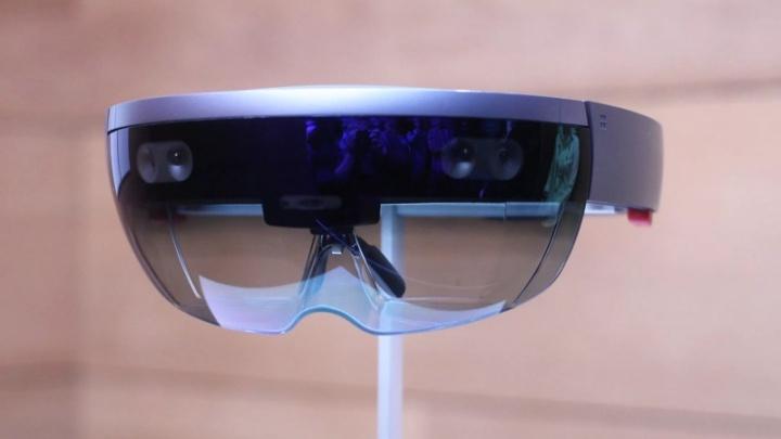 HoloLens Microsoft Estados Unidos da América exército
