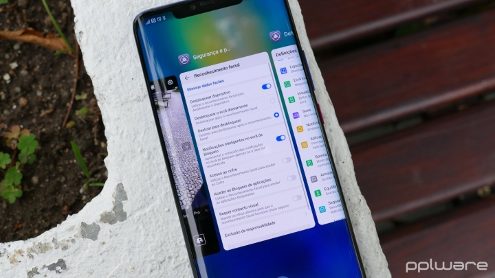 Huawei Mate 20 Pro smartphone Android