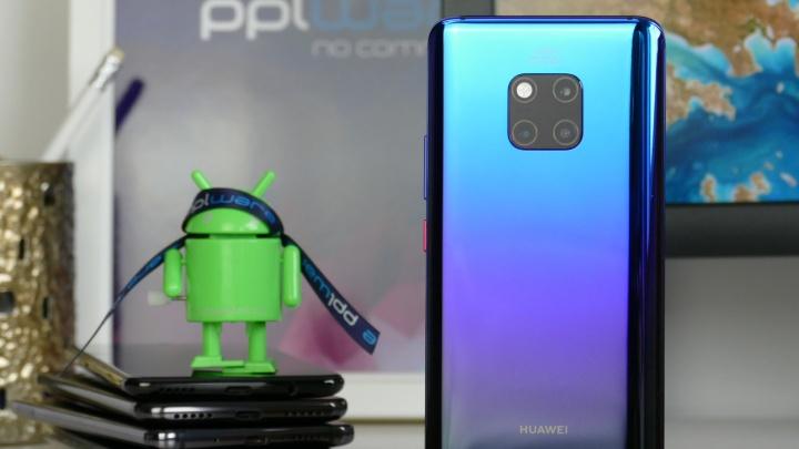 Linha Mate 20 da Huawei é a mais poderosa do mundo Android