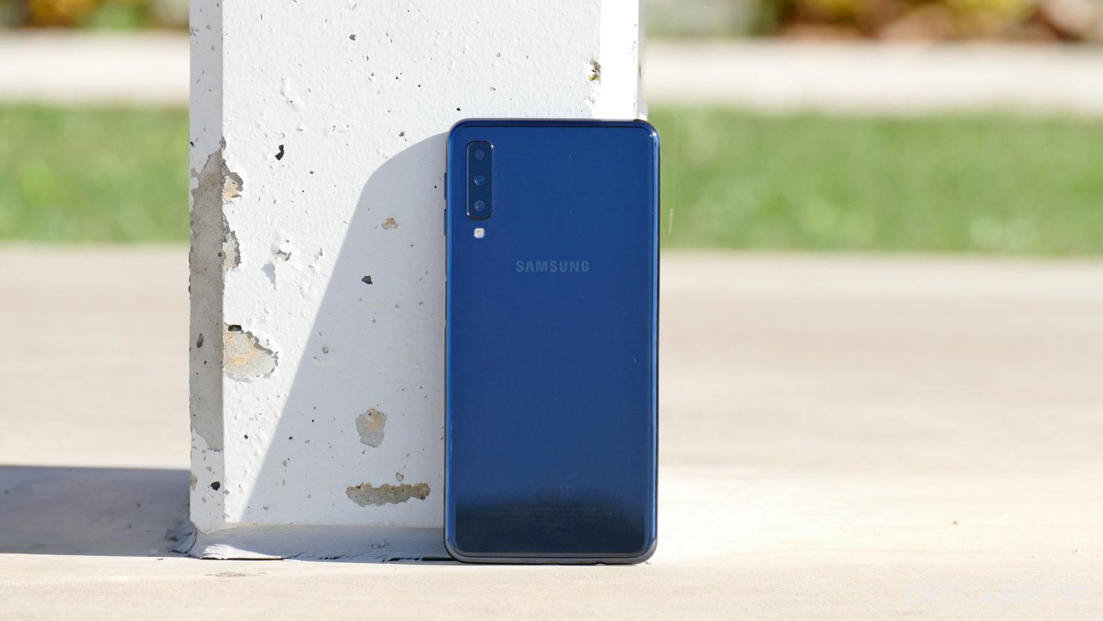 d7b640ae48 Análise  Samsung Galaxy A7 (2018) e a sua câmara tripla - Pplware