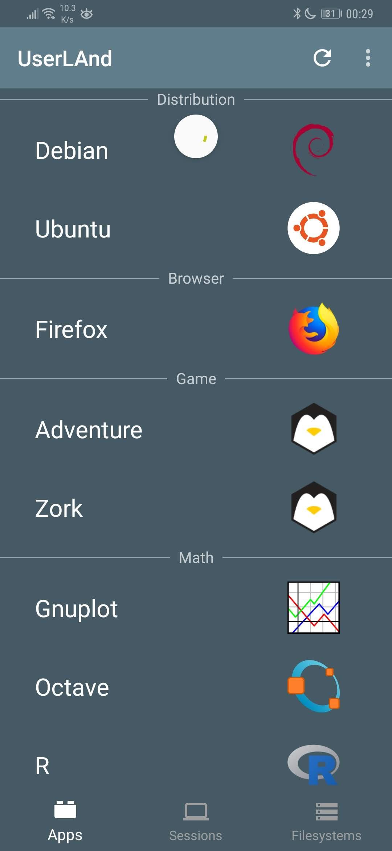 Quer Ter O Linux No Seu Smartphone Android Ha Uma App Que Lhe Da Isso
