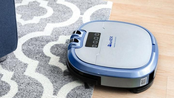 Haier XShuai C3 - O robô aspirador com Alexa integrada... que até faz videochamadas