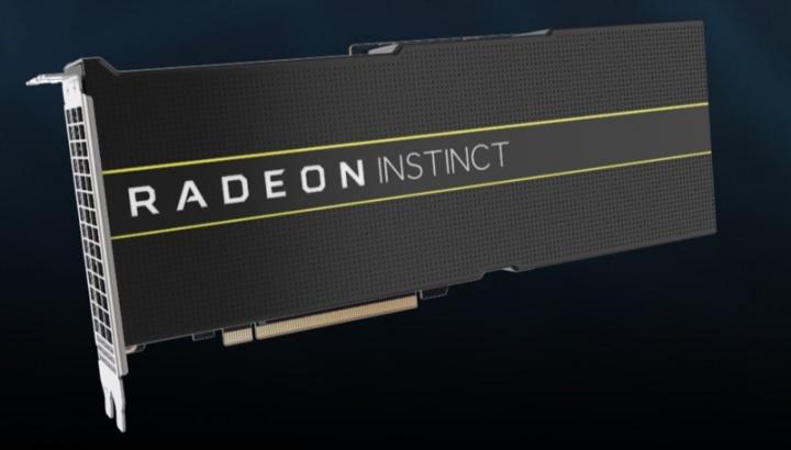 AMD GPUs MI60 7nm Radeon
