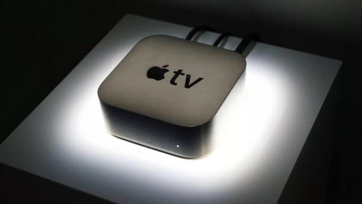 Apple Chromecast serviço TV