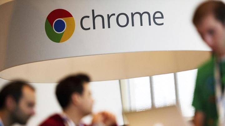 Chrome separadores browser forma mudar