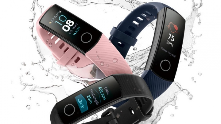 Huawei Honor Band 4, a alternativa segura à Xiaomi Mi Band 3