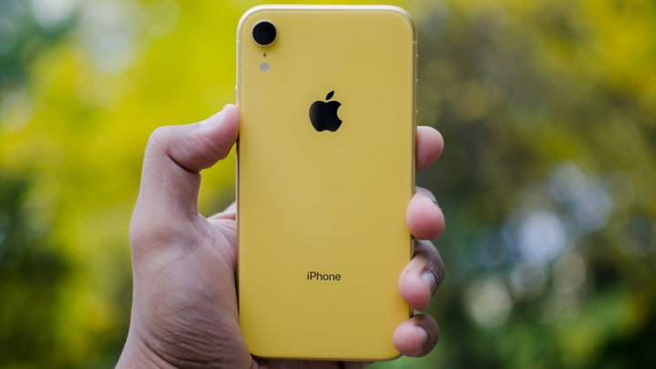 iPhone XR Apple vendido modelo