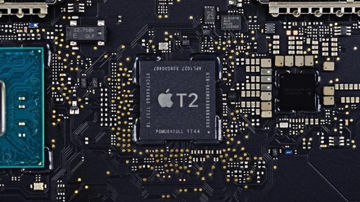 Apple Mac Mini T2 Linux