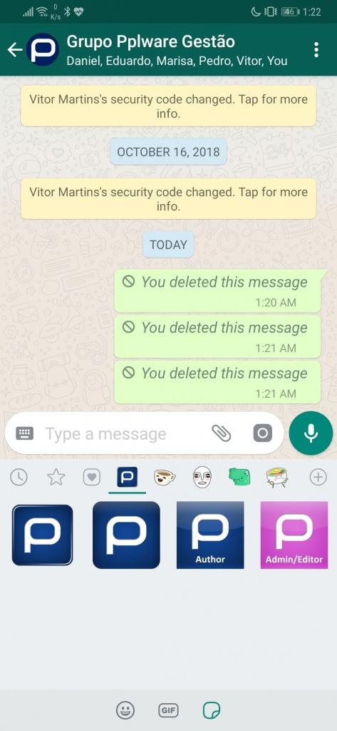 WhatsApp stickers criar dica