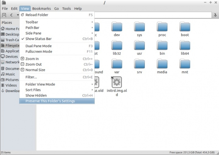 TOP 5 - Gestores de ficheiros para sistemas Linux