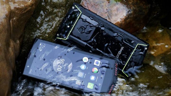 Poptel P60 - um todo-terreno com ecrã 2K e 128 GB de armazenamento