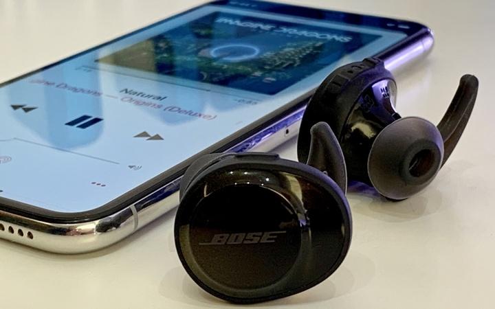 Bose SoundSport Free... fazer desporto com auscultadores de fios? Nem pensar