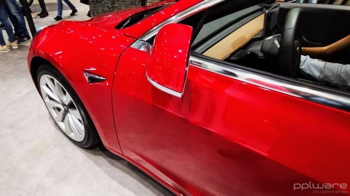 Tesla Model 3 pplware