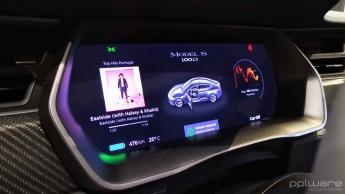 Tesla Model S Pplware
