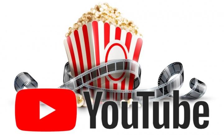 Imagem YouTube filmes gratuitos