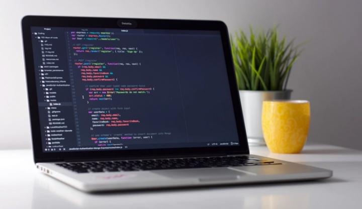 Imagem exemplo de linguagens de programação