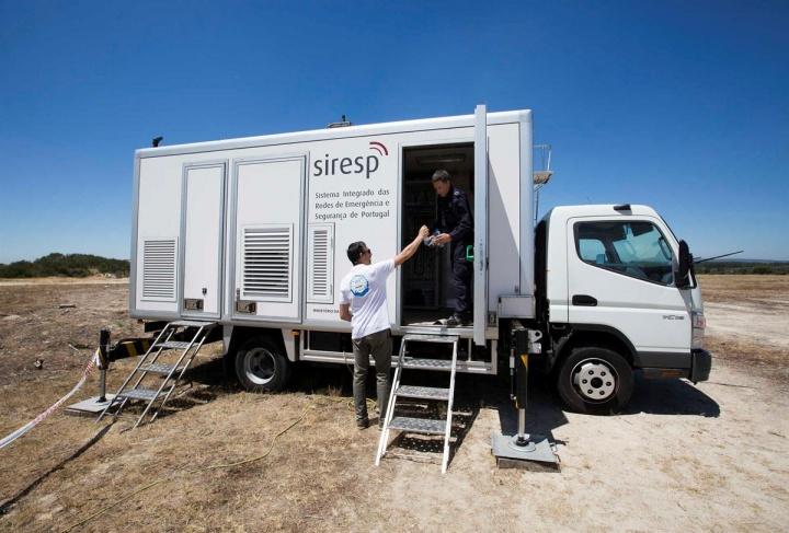 Camião Siresp