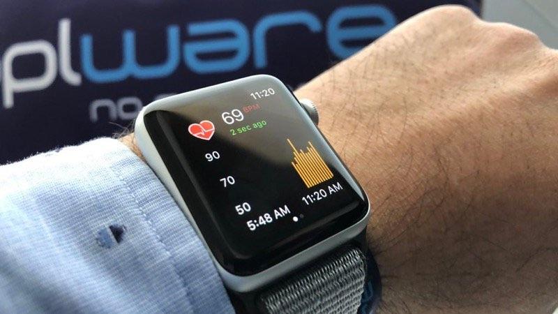 f41ca6a23af Vendas de smartwatches continuam a subir muito graças à Apple e à Fitbit