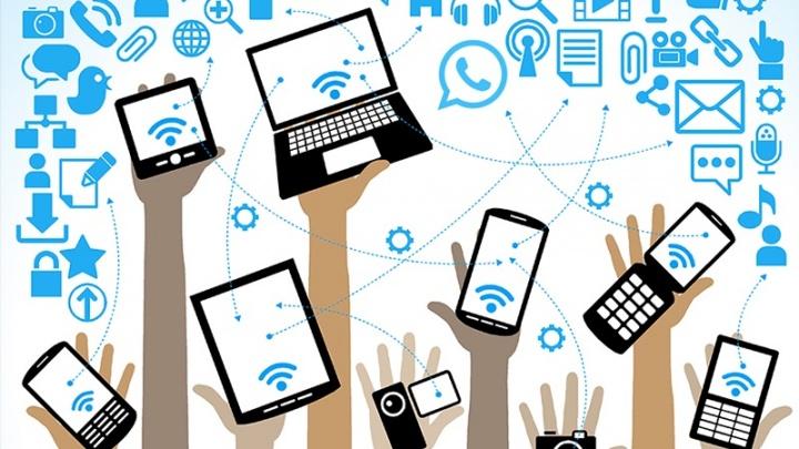 Wi-Fi redes móveis velocidades países planeta