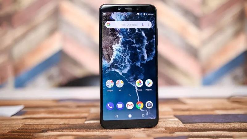 Xiaomi Mi A3 Google Android One Google smartphone