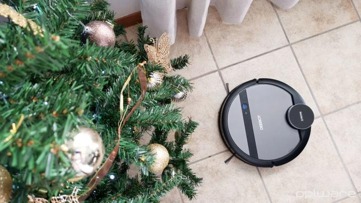 4 Robôs aspiradores Deebot para oferecer este Natal