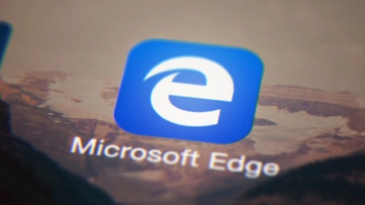 Microsoft Edge Chromium macOS browser