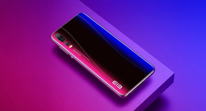 Elephone A5 está a chegar com câmara tripla 'à lá' Huawei P20 Pro